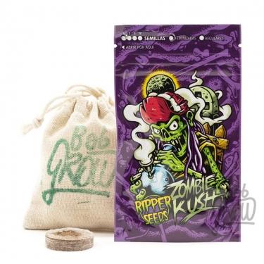 ZOMBIE KUSH Ripper Seeds