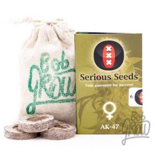 AK-47 Serious Seeds