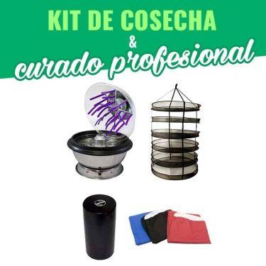 KIT COSECHA, SECADO Y CURADO PROFESIONAL
