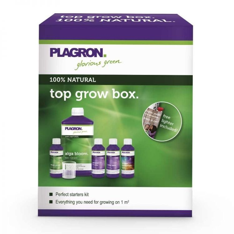 Top Grow Box 100% natural bio