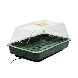Mini invernadero eléctrico