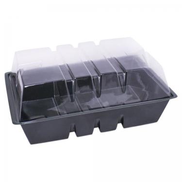 Invernadero rectangular