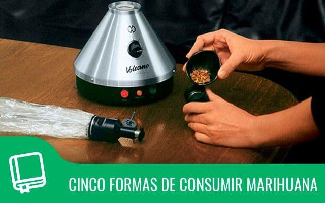 Cinco formas de consumir marihuana 1