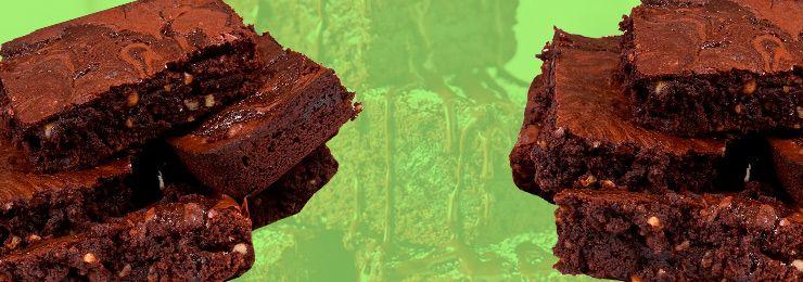 Cómo preparar brownie de marihuana 12