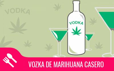 Vozka de marihuana casero