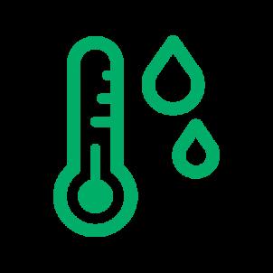 Humedad y temperatura